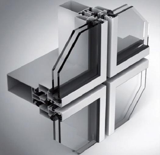50 F (LEGEND 13'50F) Полуструктурная система